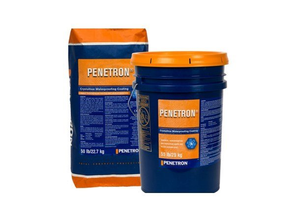 Additive and resin for waterproofing PENETRON STANDARD – BOIACCA by PENETRON ITALIA