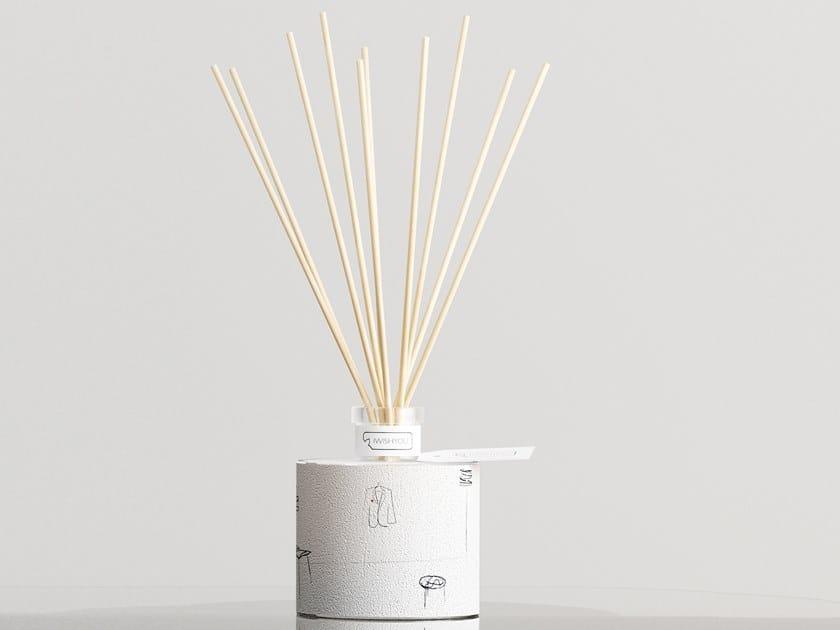 Natural stone Air freshener dispenser PENUMBRA ESSENTIAL Prestige - Tabacco by IWISHYOU