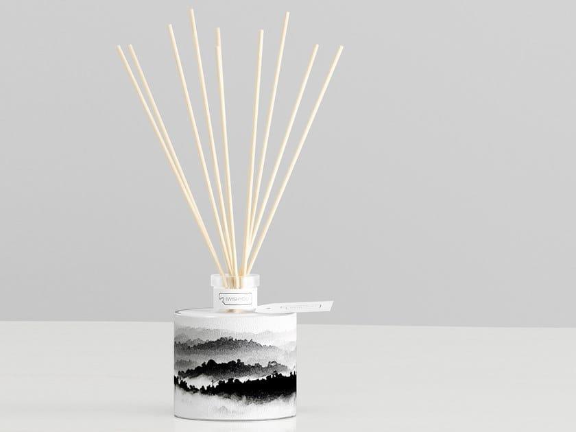 Natural stone Air freshener dispenser PENUMBRA Prestige - Melograno by IWISHYOU