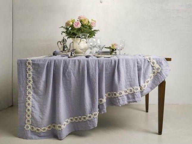 PEONIE | Tablecloth By LA FABBRICA DEL LINO