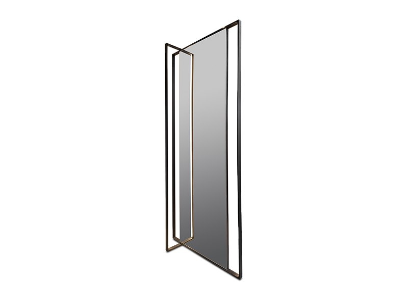 PerÍmetro Freestanding Mirror By Vallvé