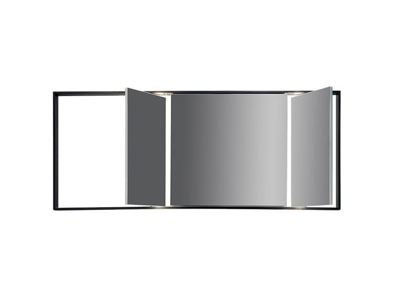 PERÍMETRO   Specchio con contenitore