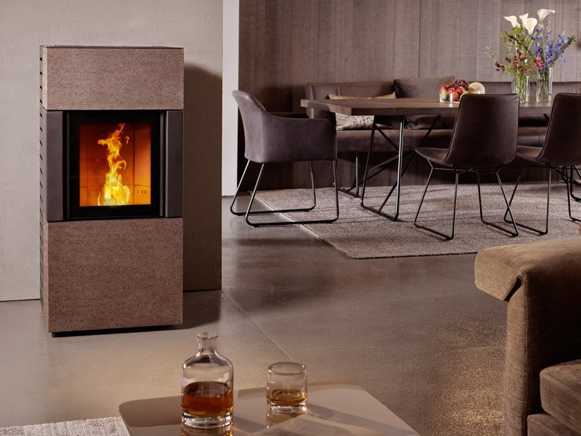 Pellet stove PERCY by Austroflamm