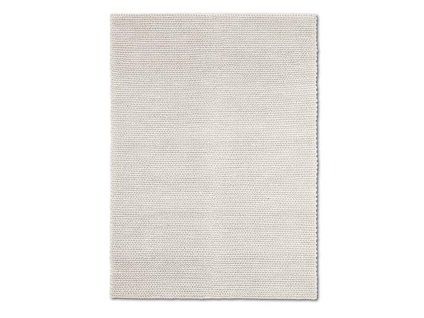 Solid-color rectangular Trevira® CS rug PEREIRA | Rug by MissoniHome