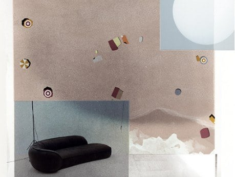 Ecological fire retardant wallpaper PERFECT DAY by Wall&decò