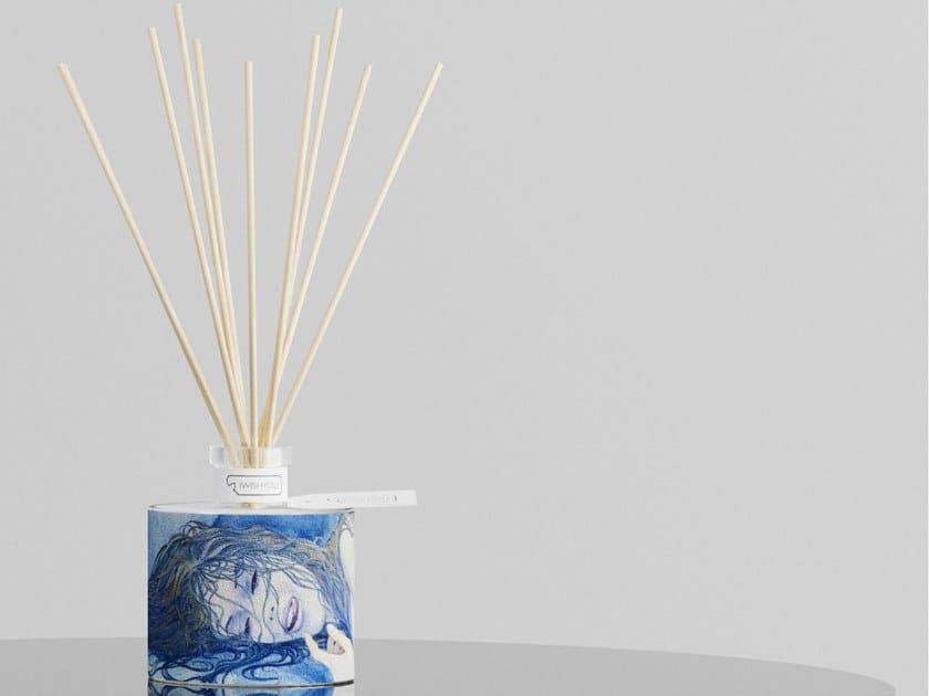 Natural stone Air freshener dispenser PERIODO BLU Prestige - Uva e Mirtilli by IWISHYOU