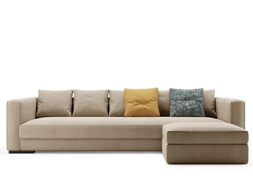 4 seater linen sofa PERRY by PRADDY