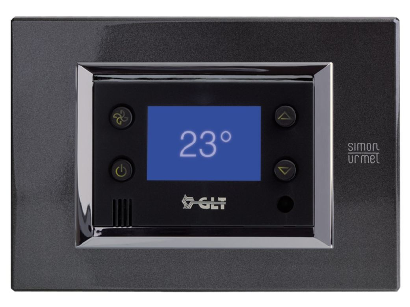 Heat regulation and hygrometric control PERSEO 1048/774 by GLT