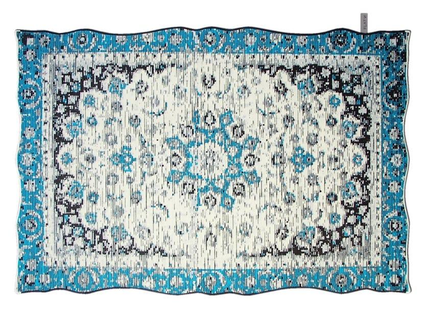 Wool rug PERSIA 002 by FLAT'N