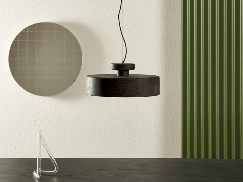 Ash pendant lamp PESI by Atipico