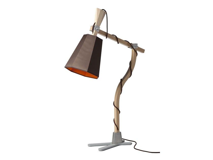 Adjustable desk lamp PETIT LUXIOLE   Desk lamp by designheure