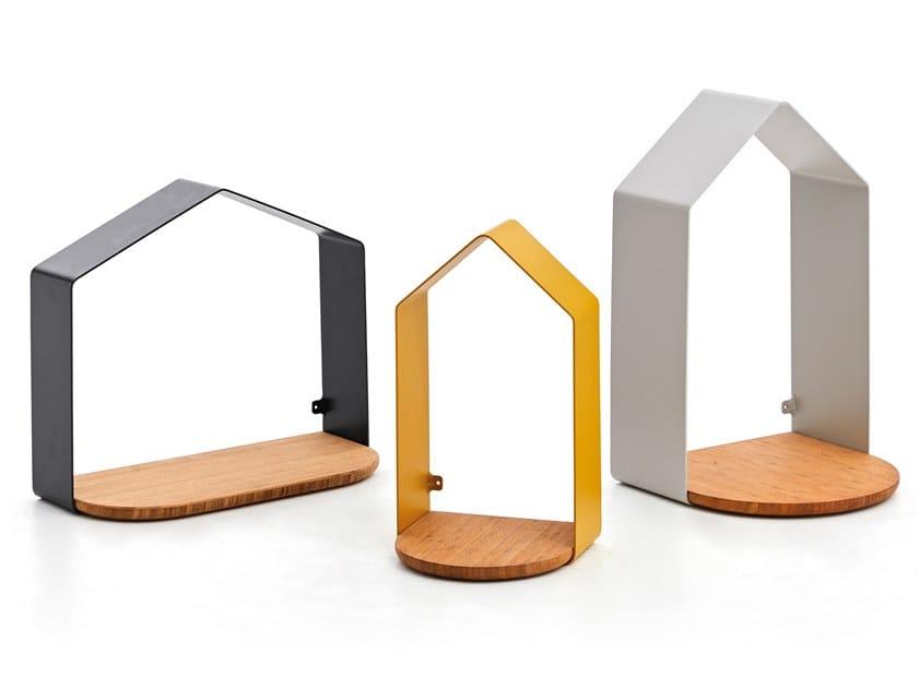 Lanterna in metallo PETITE MAISON by Kun Design