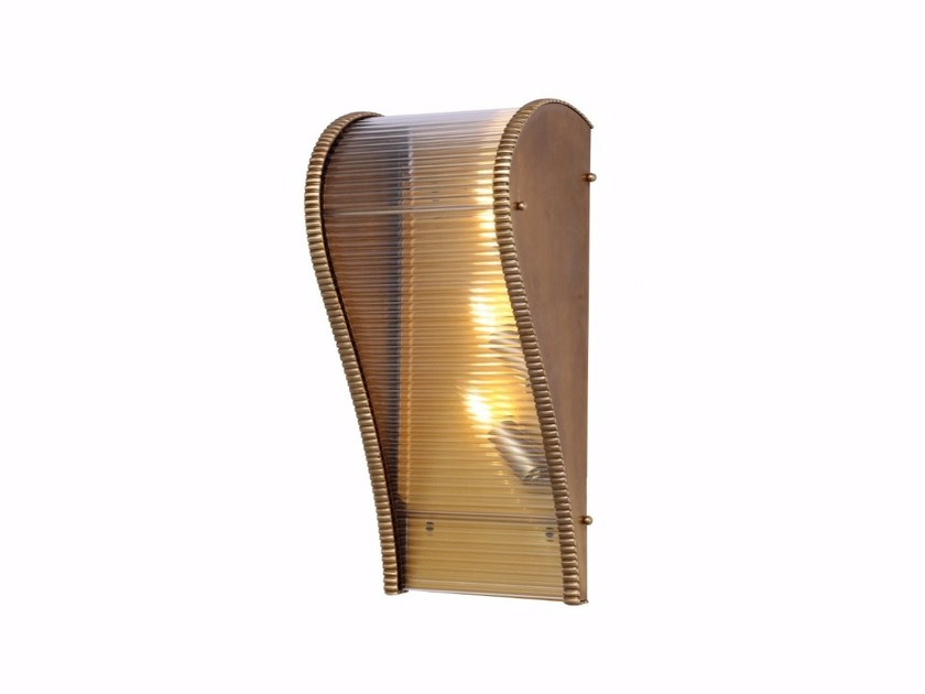 Lighting In Fatta IvApplique Luce Mano A Patinas Ottone Diretta Petitot QCdtshr