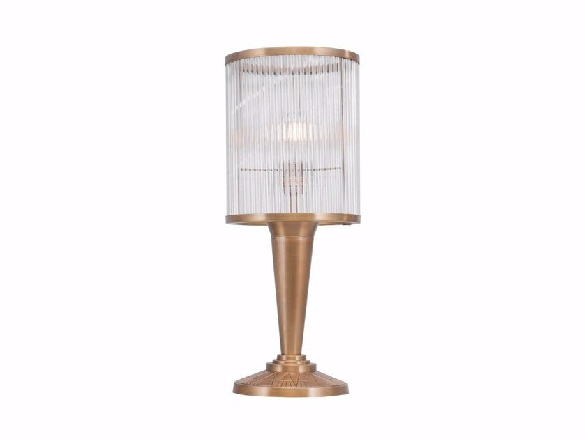Direct light handmade brass table lamp PETITOT VII | Table lamp by Patinas Lighting