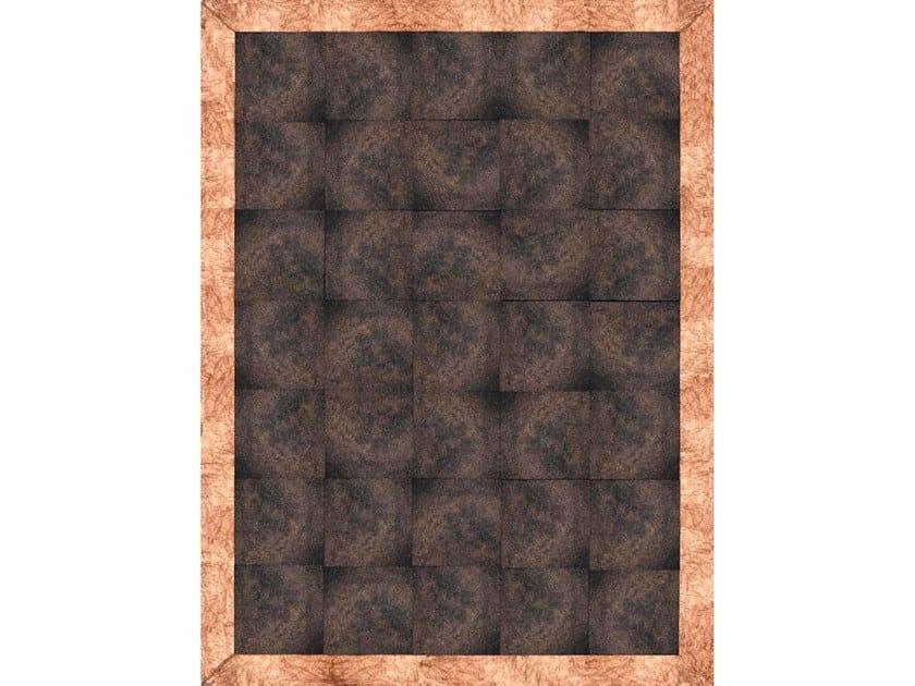 Cowhide rug PETRA FLASH by Miyabi casa