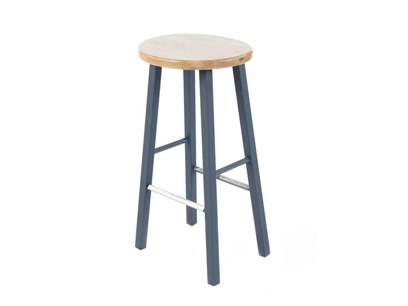 Barstool with footrest PG 10750400 | Barstool by Punto Design