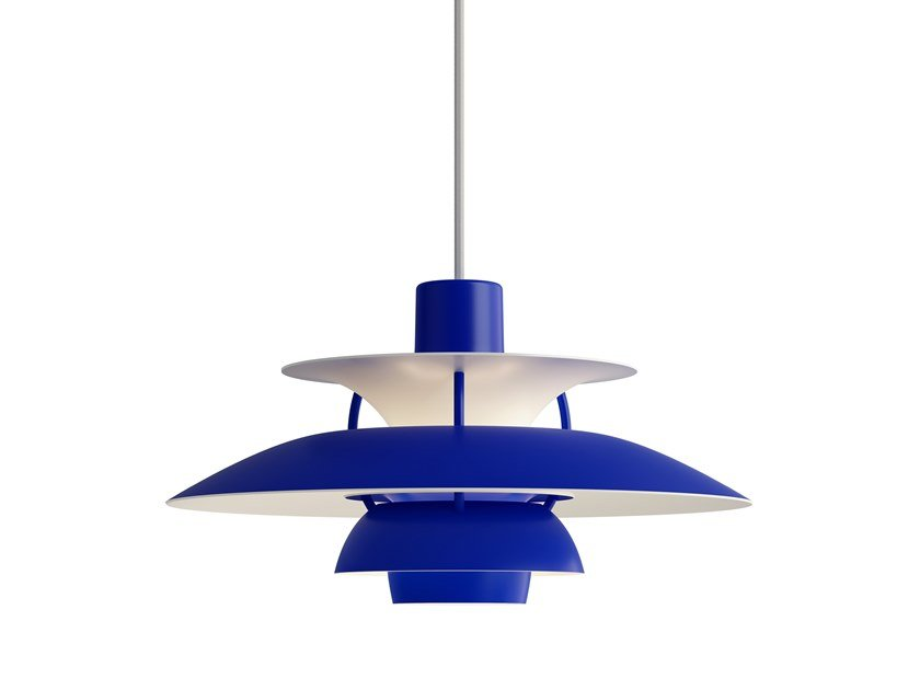 Metal pendant lamp PH 5 MINI | Pendant lamp by Louis Poulsen