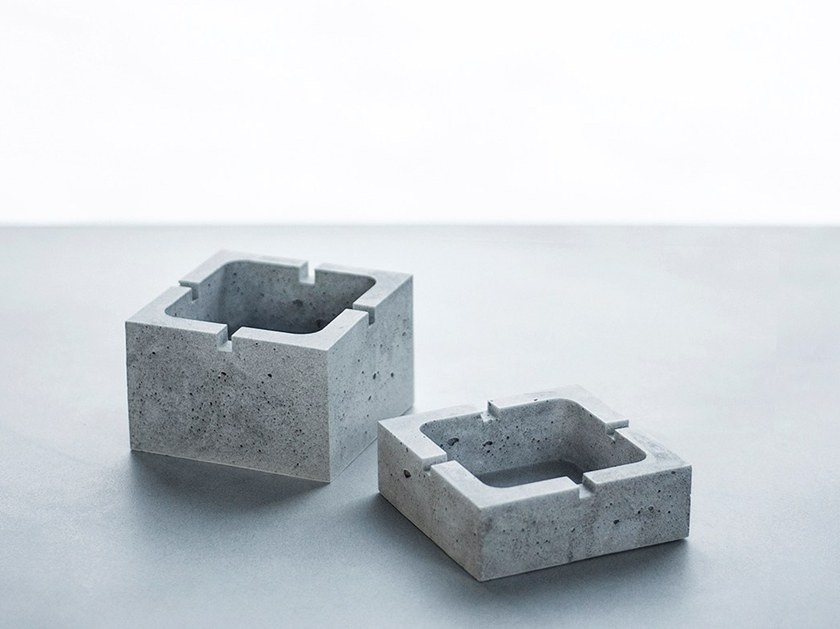 Concrete ashtray PH by betton
