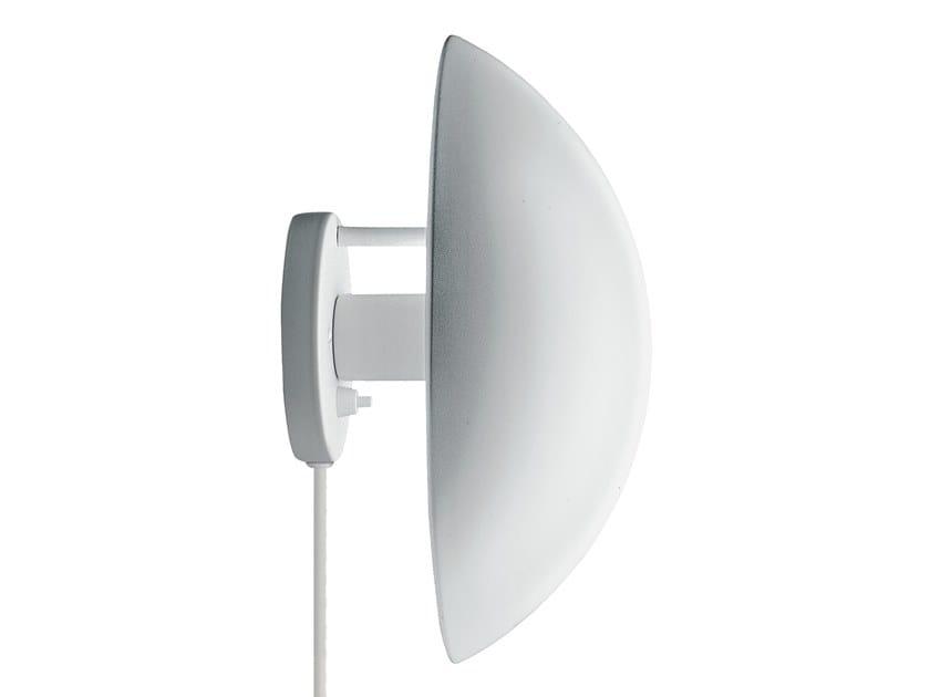 Indirect light steel wall light PH HAT by Louis Poulsen