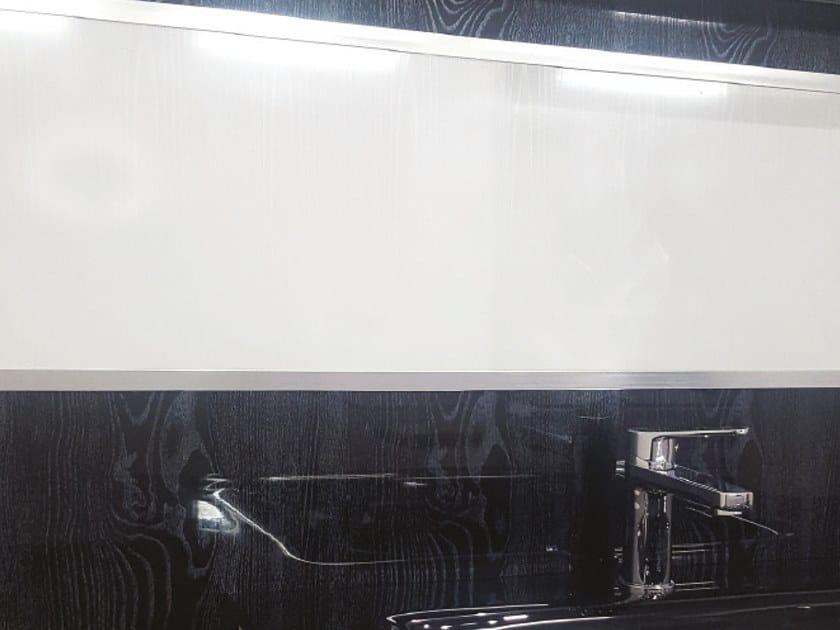 Aluminium edge profile PHA by Genesis