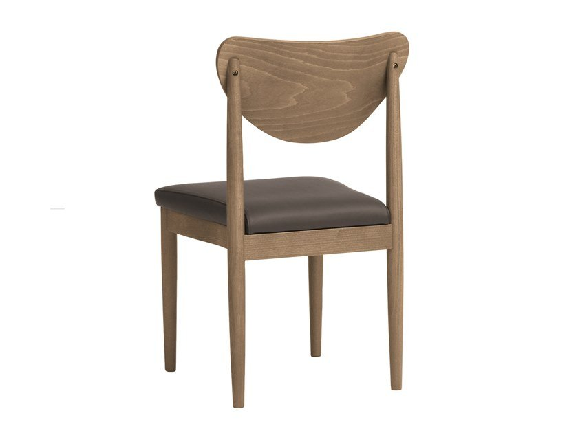 Chair PIA | CONTRACT | Restaurant chair by PIAVAL