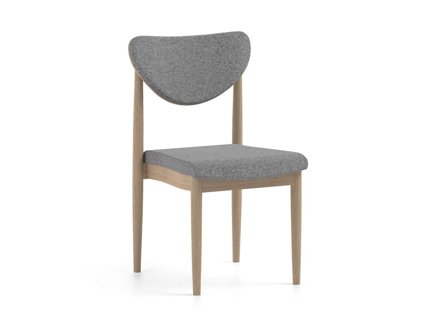 Fabric chair PIA | HEALTH & CARE | Chair by PIAVAL