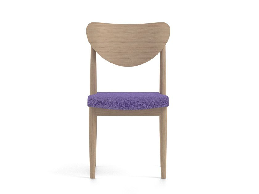 Stackable fabric chair PIA | HEALTH & CARE | Stackable chair by PIAVAL