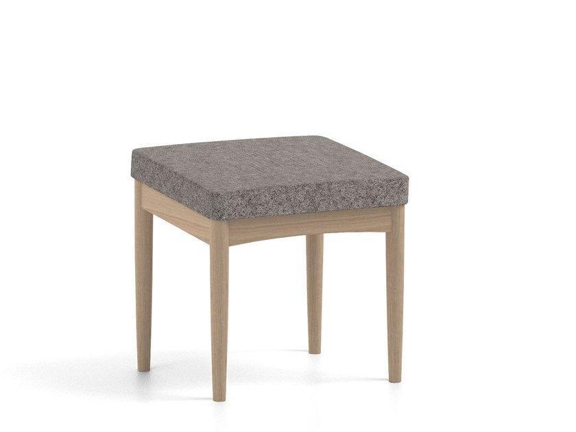 Fabric footstool PIA | HEALTH & CARE | Footstool by PIAVAL