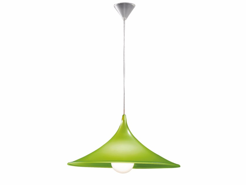 Direct light methacrylate pendant lamp PIAF | Pendant lamp by ROSSINI