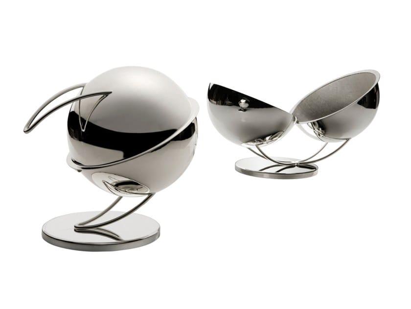 Silver decorative object / storage box PIANETA DELLE SORPRESE | Silver decorative object by ZANETTO