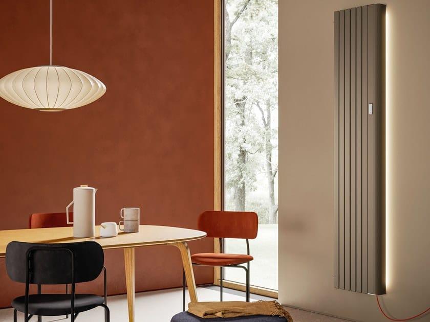 Termoarredo elettrico a parete PIANO | Termoarredo elettrico by IRSAP