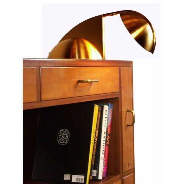 Scrivania Woka Vienna Piano Da Ottone Lamps Lampada In vNmn8O0w