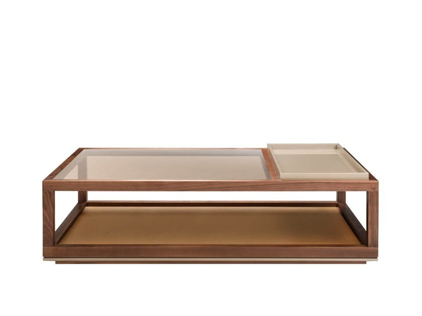 Coffee table with storage space PIANPIAN | Coffee table by HC28