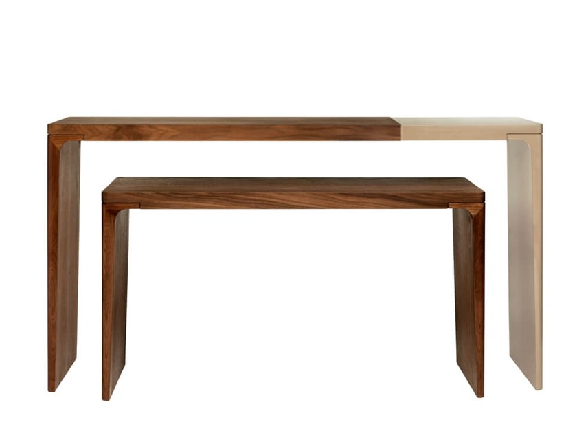 Rectangular console table PIANPIAN | Console table by HC28