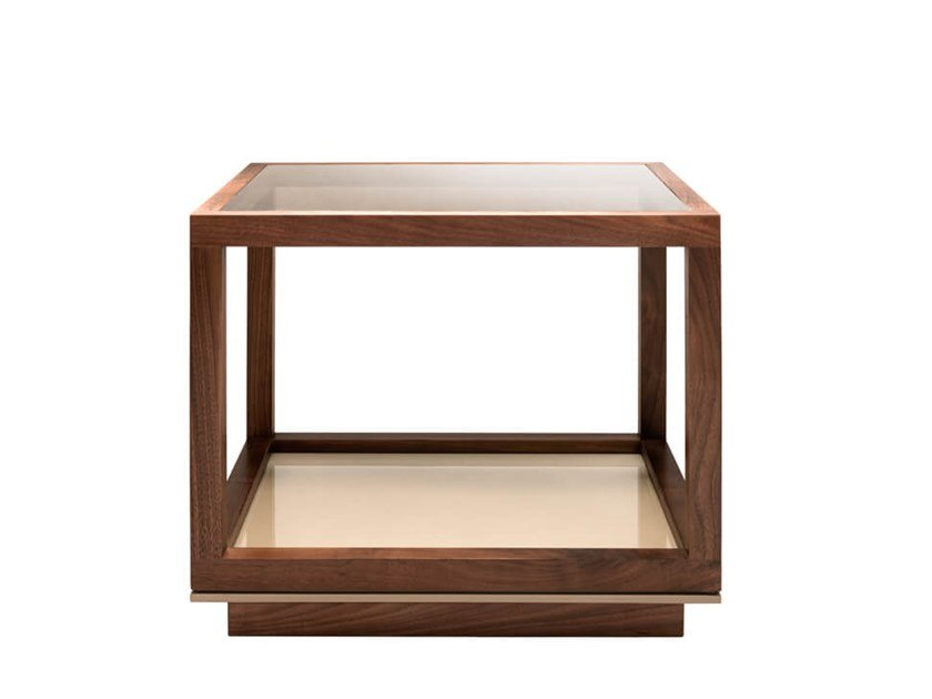 Side table with storage space PIANPIAN | Side table by HC28