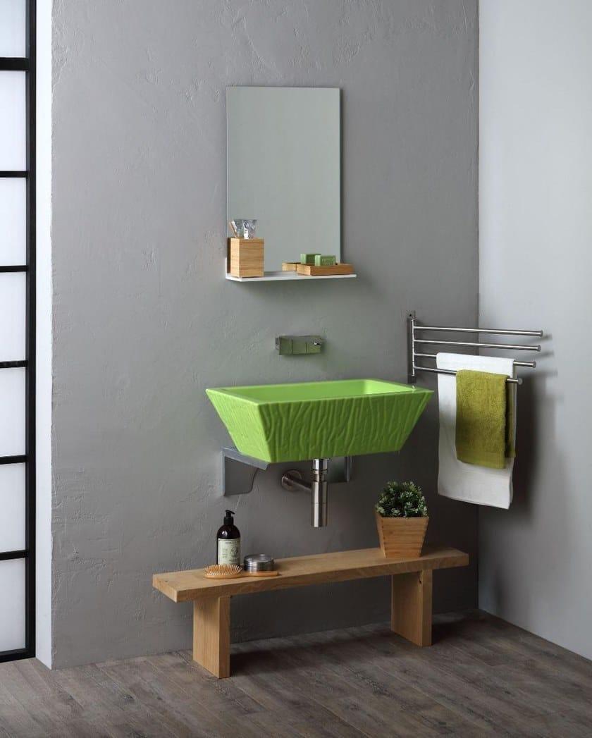 PIETRA   Supporto per lavabo