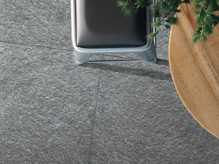 Pavimento/rivestimento in gres porcellanato effetto pietra PIETRE DI PARAGONE by Casalgrande Padana