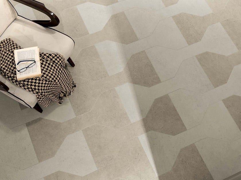 Porcelain stoneware wall/floor tiles PIETRE/3 by Casa dolce casa - Casamood