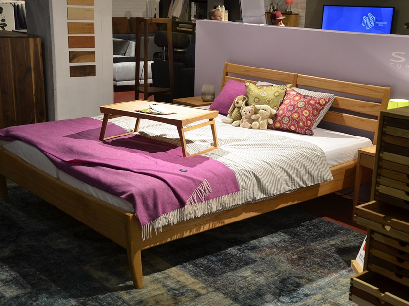 Furniture Legno Sixay In Matrimoniale PilarLetto Xn0Ok8wP