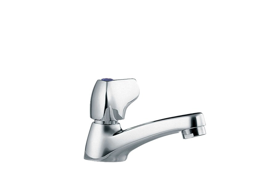 Countertop 1 hole washbasin tap PILE & FACE | Countertop washbasin tap by rvb