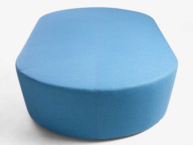 Pouf in tessuto PILL | Pouf in tessuto by Derlot Editions