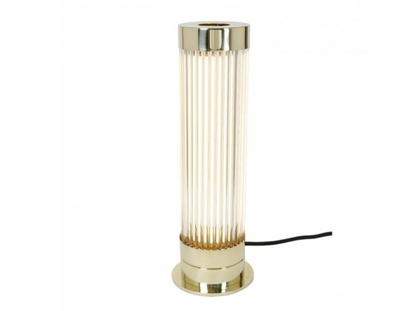 LED brass table lamp PILLAR | Table lamp by Original BTC