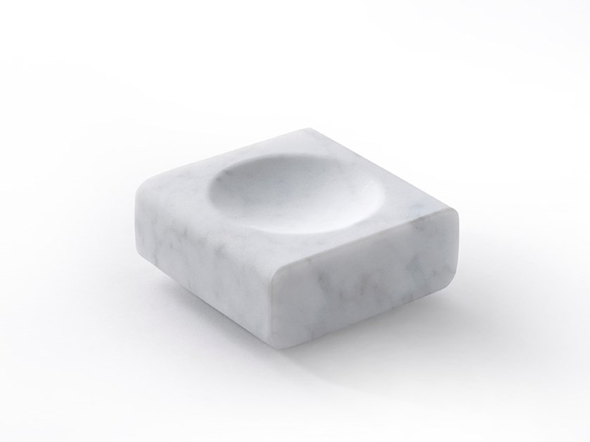 Marble pin tray PILLOW by SALVATORI