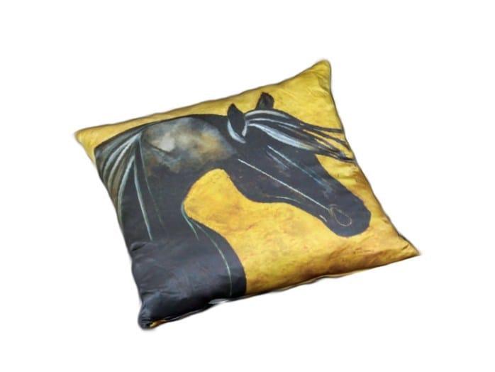 Square fabric sofa cushion ART. 8 | Cushion by Formitalia