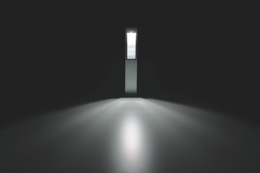 LED bollard light PIN F.6835 by Francesconi & C.