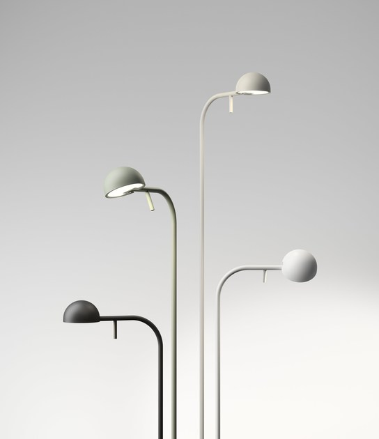 PIN   Lampada da terra