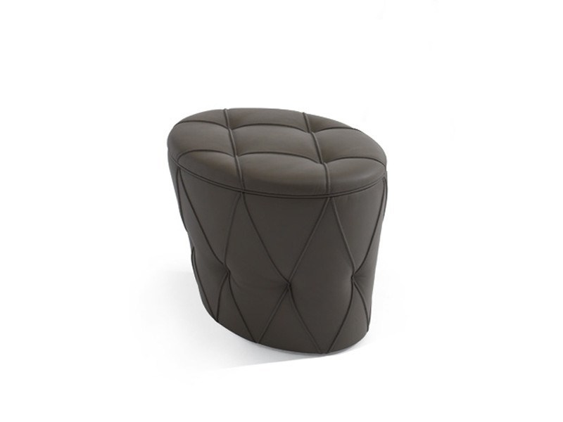 Tufted pouf PINKO by Cattelan Italia