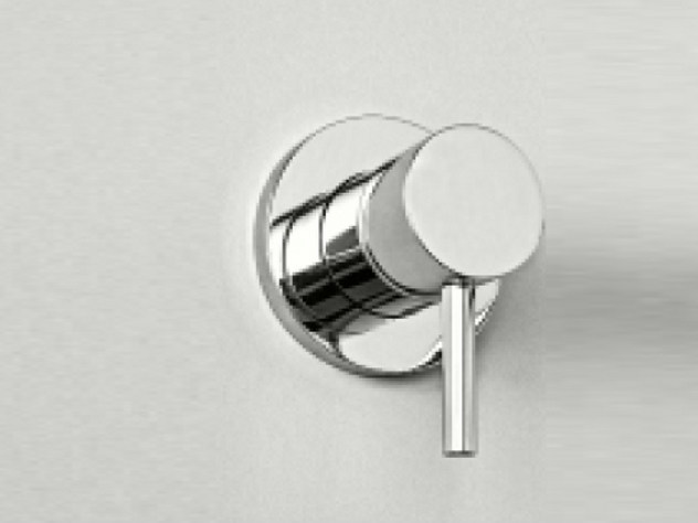 1 hole shower mixer PINO'   Shower mixer by Signorini