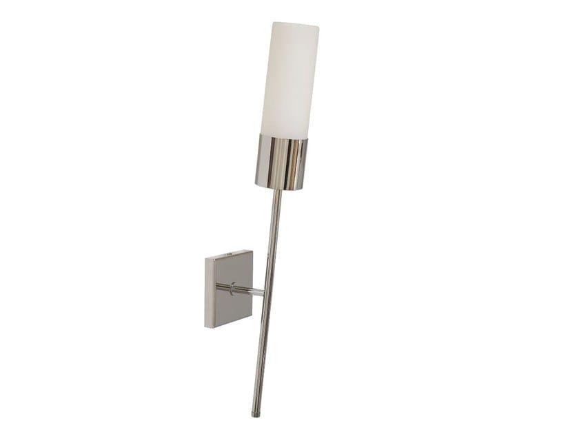 Wall light for bathroom PINTA by Brossier Saderne