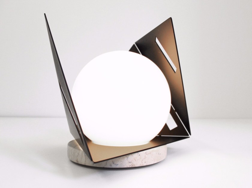 Table lamp PIRA | Table lamp by D'armes